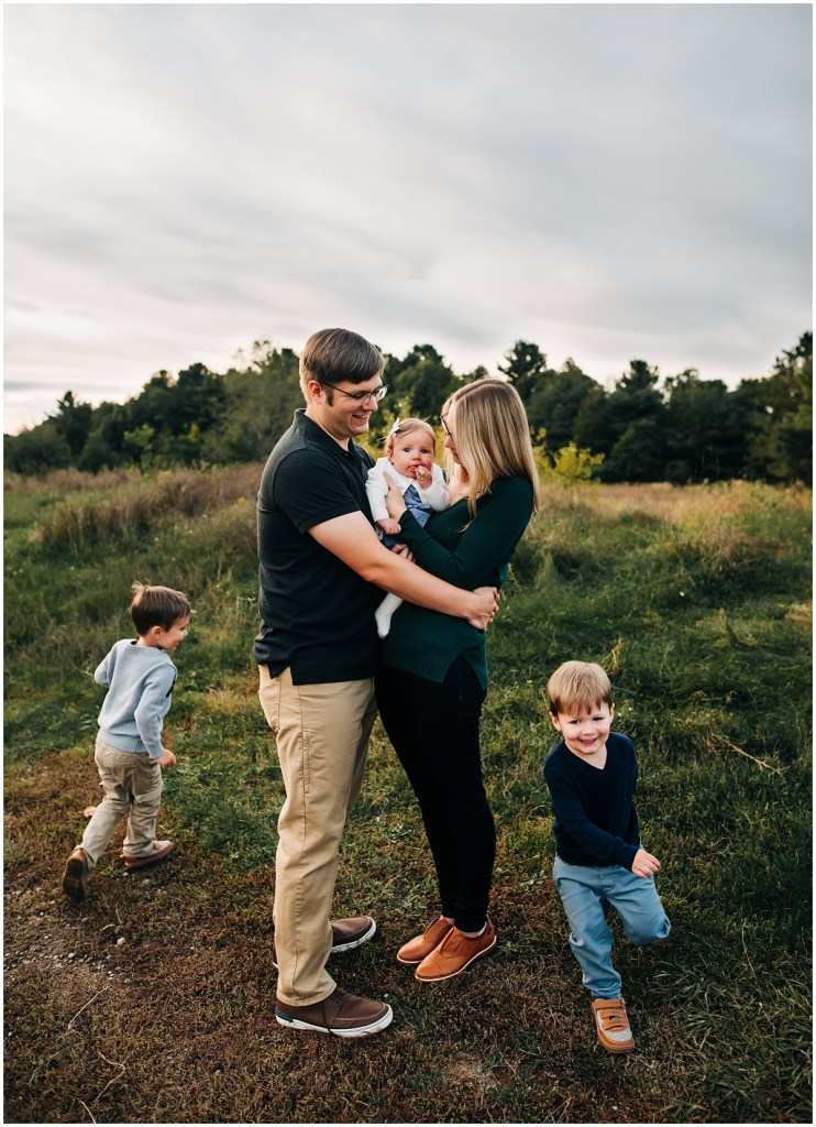 Family Photographer Brighton MI