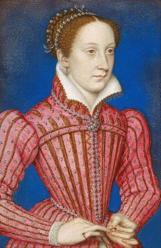 Mary queen of scots vasquine kirtle