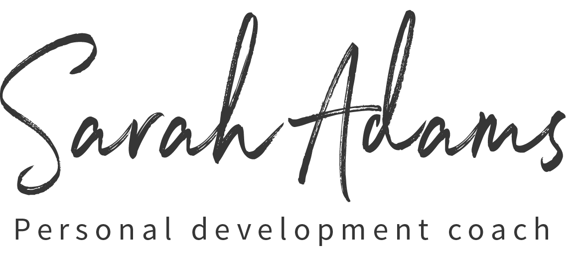 Personal development and confidence coaching