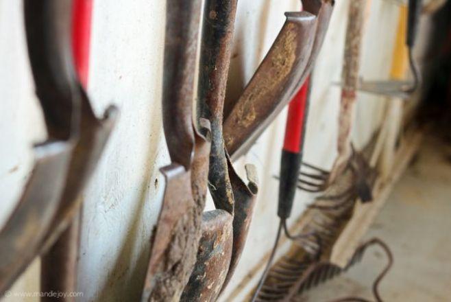 Yard Tools MJ