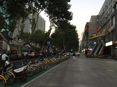 Our Nanjing neighborhood.