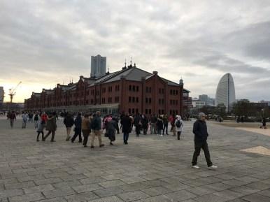 Downtown Yokohama