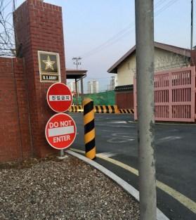 There is a large U.S. military presence in Daegu.