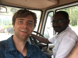 I took a liking to our tour guide, friendly and a good driver.