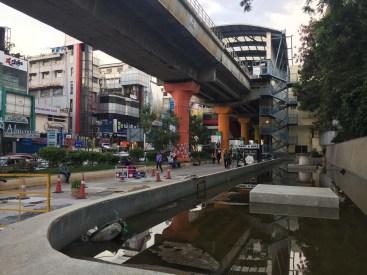 Bangalore Transit system.