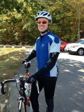 Cycling Acadia