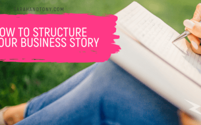 How to Structure your Business Story