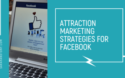 Attraction Marketing Strategies for Facebook