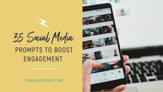 35 Social Media Prompts to Boost Engagement