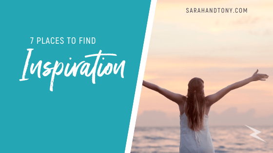 7 Places to Find Inspiration as an Entrepreneur