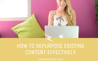How to Repurpose Existing Content Effectively