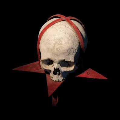 Skull used for Ritual Magic, Museum of Witchcraft and Magic