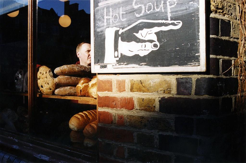 Hot Soup, Jone's Dairy, Shoreditch, London