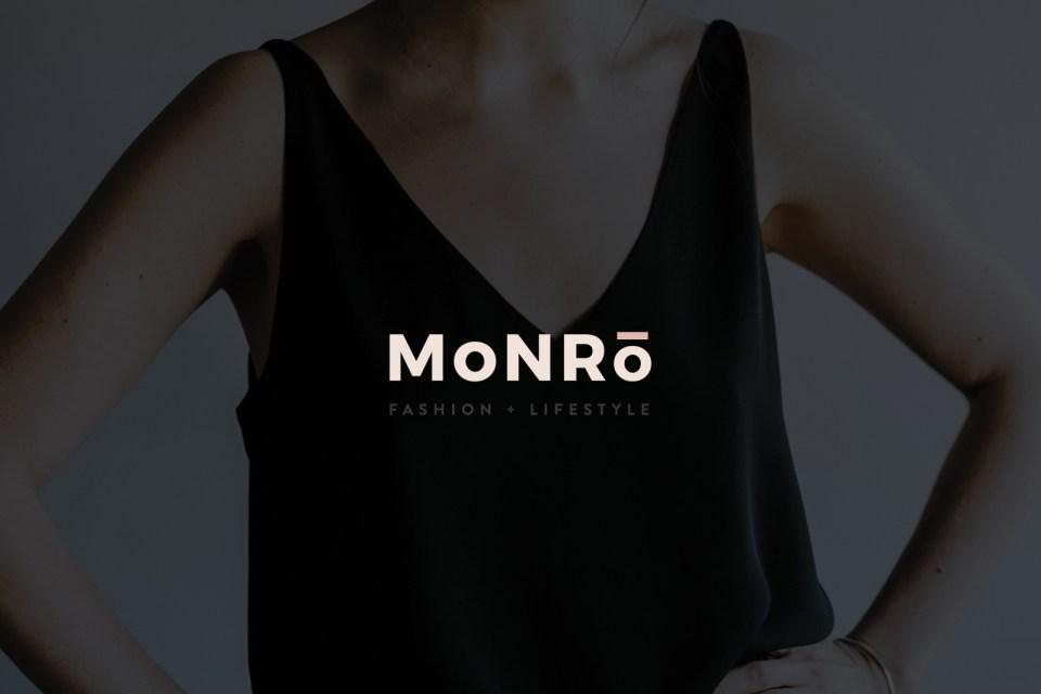 Branding for Bloggers : Monro // Sarah Ann Design