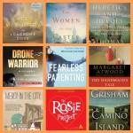 Bookshelf September 2017