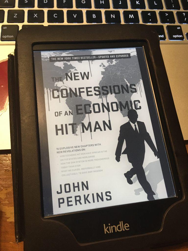 New Confessions Economic Hit Man