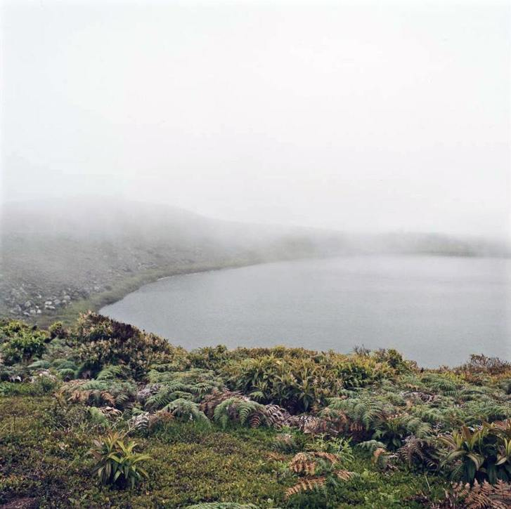 Crater Lake - 2005 - 20 x 20 - Chromogenic Print