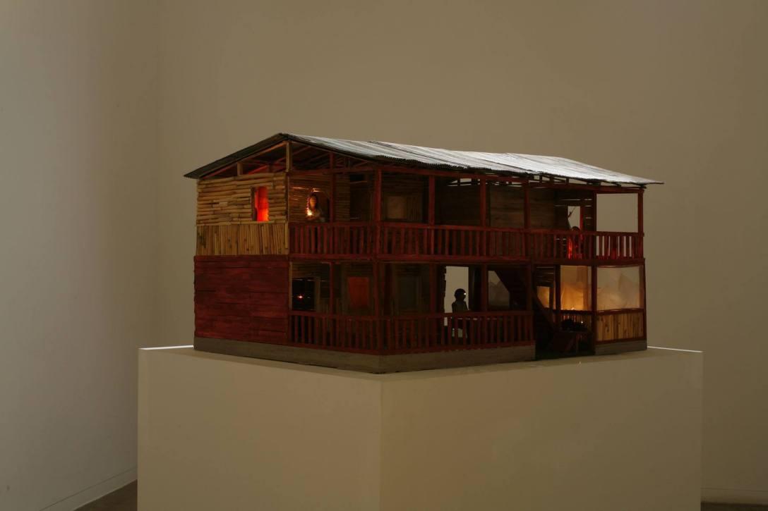 The House - 2005 - Mixed Media