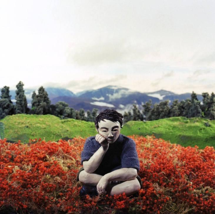 Boy in Field - 2002 - 20 x 20 - Chromogenic Print