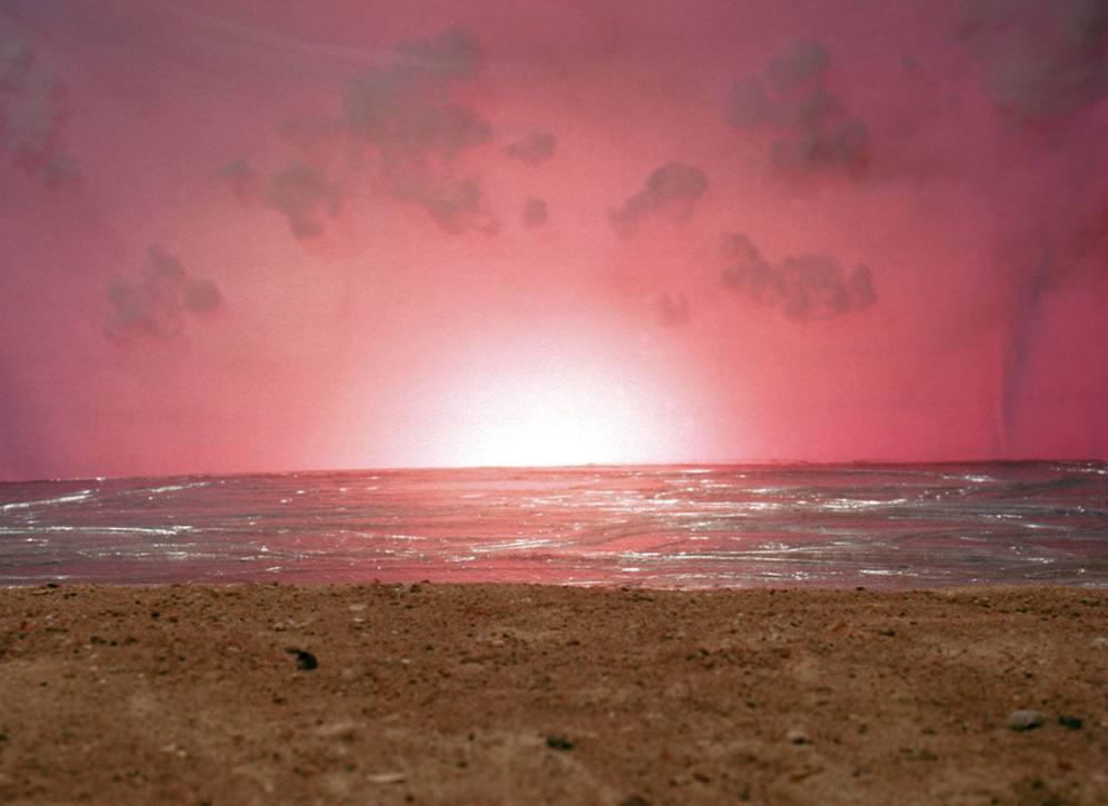 Pink Sunset - 2003 - 11 x 14 - Chromogenic Print