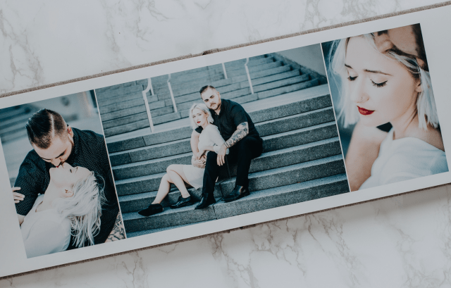 What to do with Your Engagement Photos