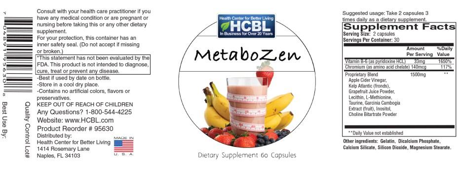 95630 Metabo Zen