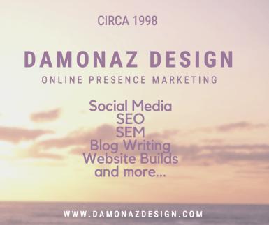 damonaz design