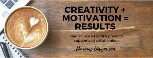 Damonaz Design social media banner 2020