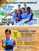Softball post card design