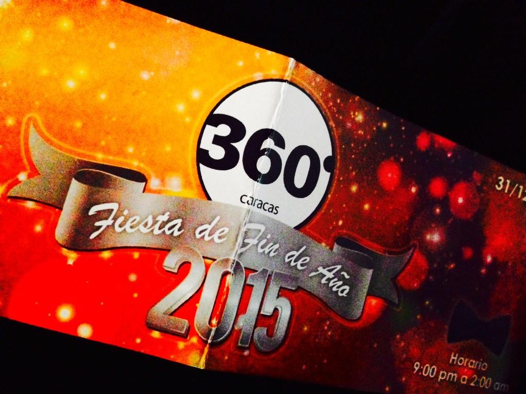 360 ticket nye