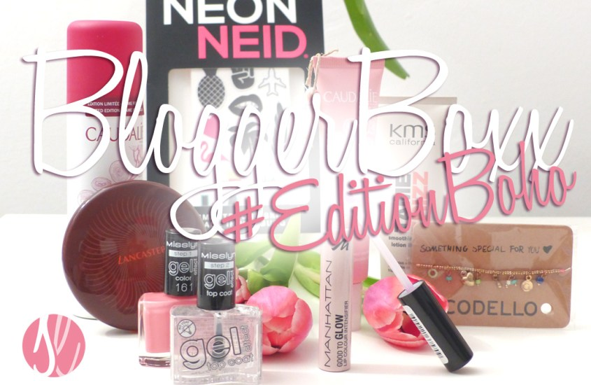BloggerBoxx #EditionBoho