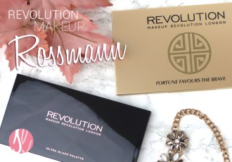 Makeup Revolution Blush Eyeshadow Palette