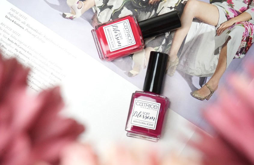 4 Facts about Soft Blossom – die neuen Nagellacke by CATRICE