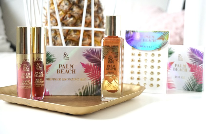 Anzeige | Tropical Styles mit der neuen Limited Edition Palm Beach by Rival de Loop Young