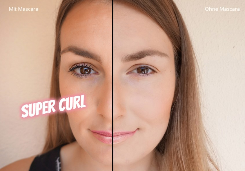 essence Mascara Super Curl Volume Mascara