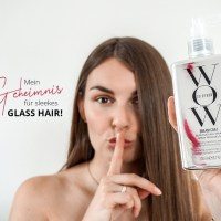 COLORWOW Dream Coat: Glass Hair à la Kim Kardashian!