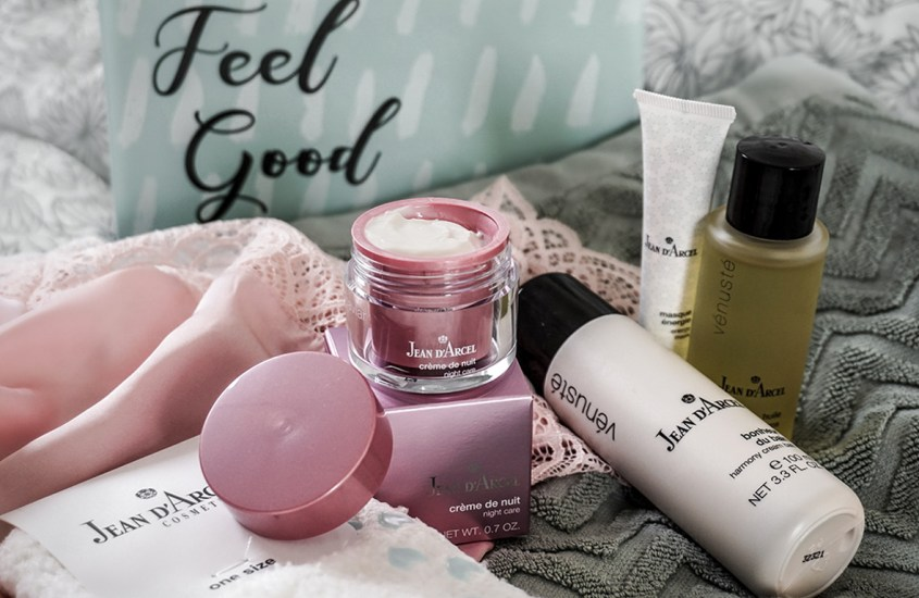 JEAN D'ARCEL – Feel Good Box