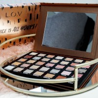 LOV cosmetics – The Choice is all Yours Eyeshadow Palette