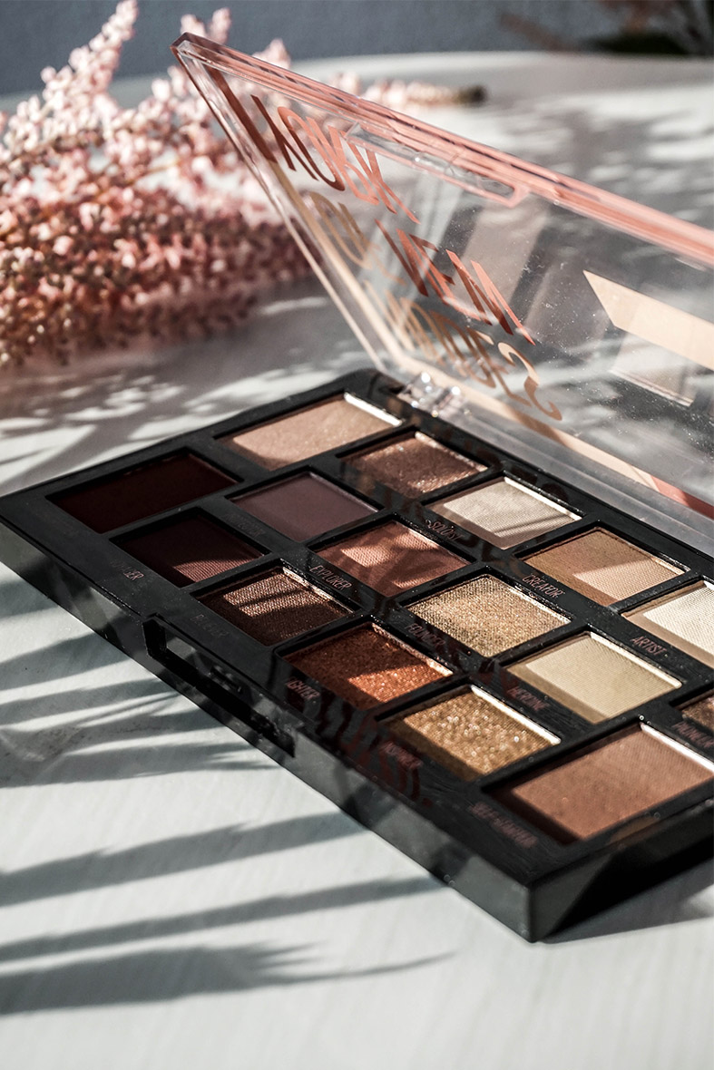 Maybelline Nudes of New York Palette