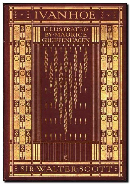 """""""Ivanhoe"""". Sir Walter Scott"""