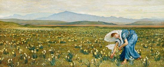 """""""La Primavera"""". 1883."""