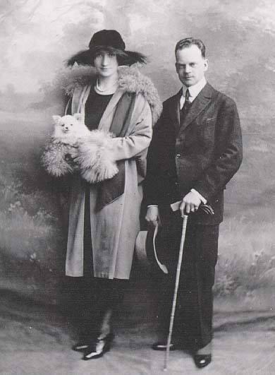 Prince and Princess Konrad of Bavaria.
