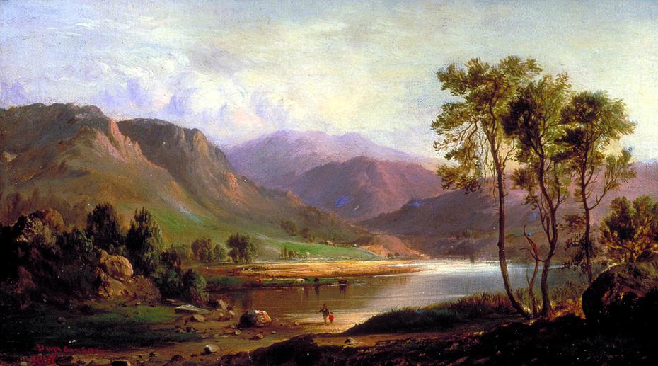 """Loch Long."" 1865."