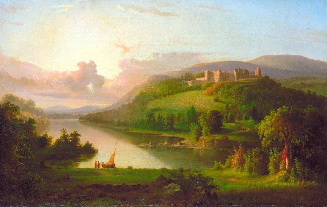 """""""Scots Highlands."""" ca. 1848-52."""