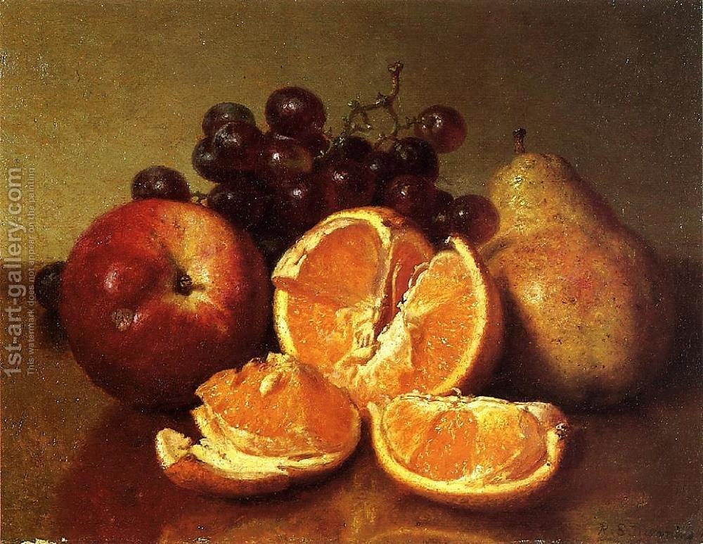 Still Life of Fruit.