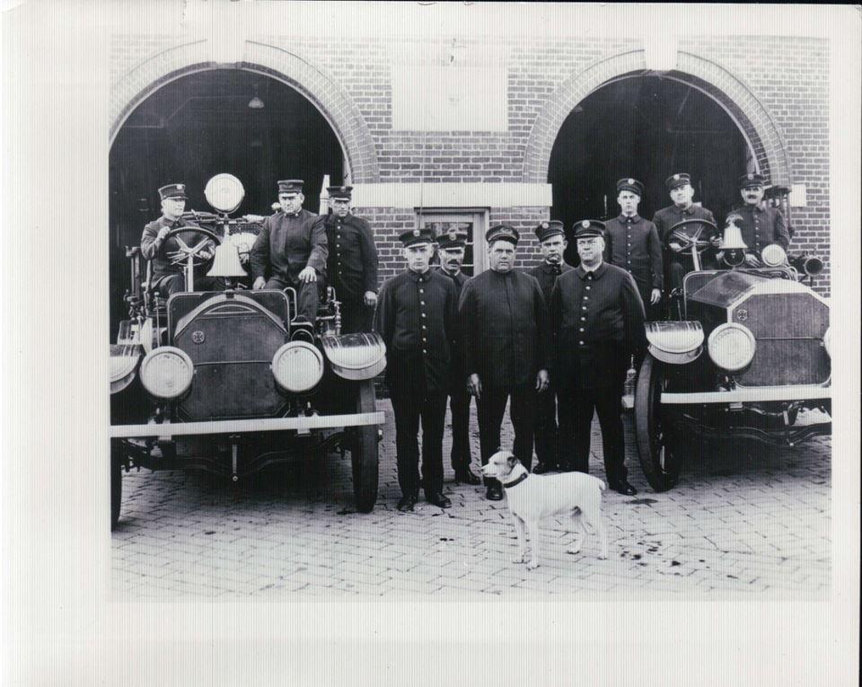 Engine 27. Washington DC Fire Department. Undated.