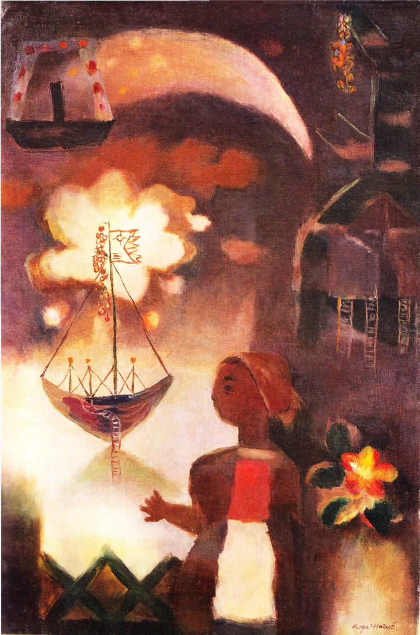 """Fireworks."" 1927."