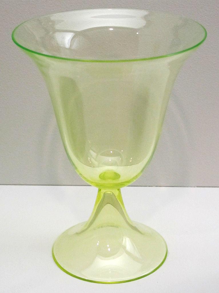 Bicciere (glass). 1920.