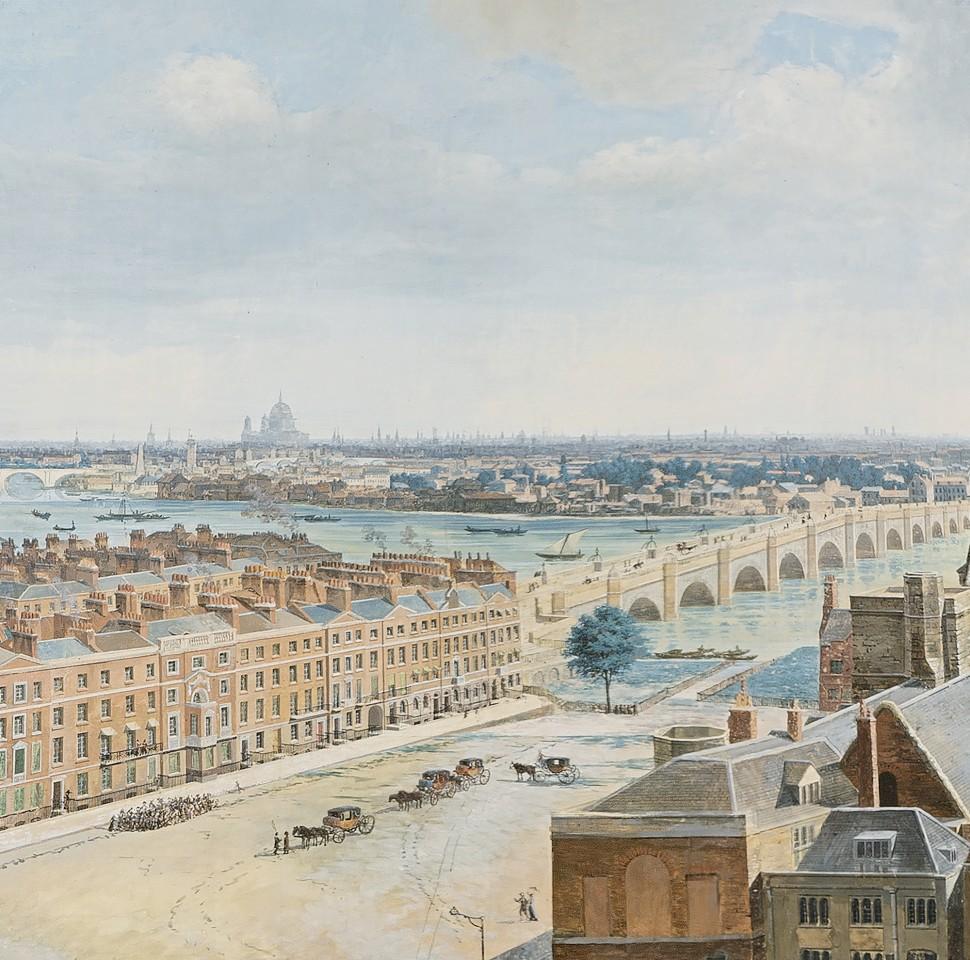 """View of Westminster Bridge."""