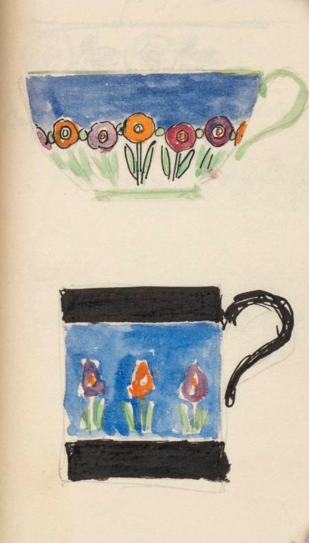 Sketch #3.